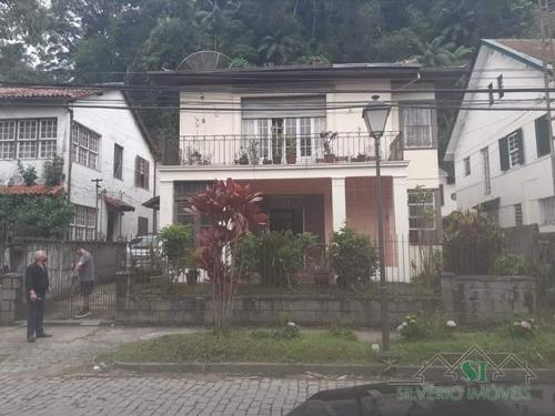 Casa- Petrópolis, Centro - 2800