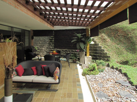 Casa Campestre Urbanización Espigas, En Sabaneta,