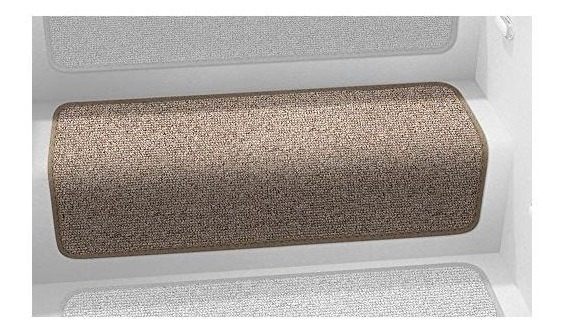 Prest-o-fit 5-0068 Decorian Step Huggers Para Escaleras De R