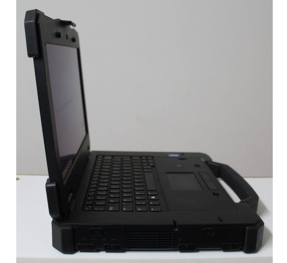 Notebook Dell Rugged I5 8gb 256gb Ssd Extreme 7404 Touchscreen P/engenharia Empresarial