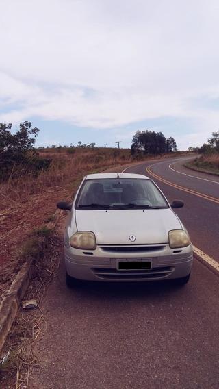Renault/clio Rn 1.6v 4 Portas Sedan