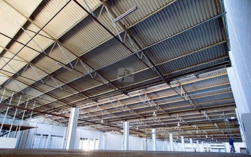 Imagem 1 de 7 de Galpao Industrial - Eden - Ref: 6250 - V-6250