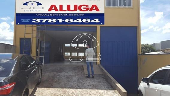 Barracão Á Venda E Para Aluguel Em Parque Rural Fazenda Santa Cândida - Ba002422