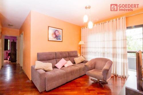 Apartamento Com 3 Dormitórios À Venda, 79 M² Por R$ 850.000,00 - Alto Da Lapa - São Paulo/sp - Ap0947