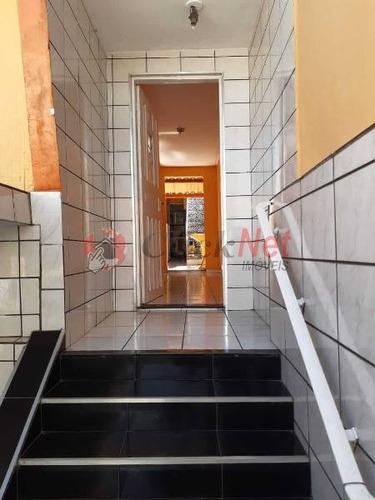 Casa Assobradada Para Venda No Bairro Vila Livieiro  (zona Sul). - 5434
