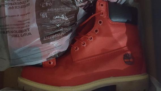 Timberland Limited Edicion Rojos