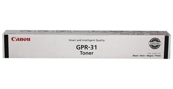 Toner Canon Gpr 31 Preto 2790b003aa