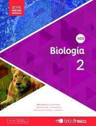 Biología 2 Nes Tinta Fresca Nuevas Miradas Nuevo