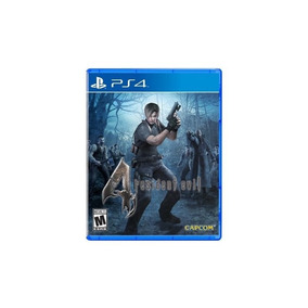 Ps4 - Juego Resident Evil 4