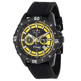 Relógio Bulova Marine Star Cronógrafo Sport Wb31798y
