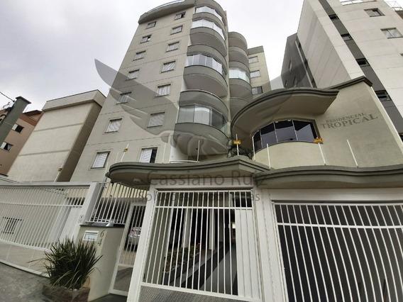 Apartamento No Campolim - Residencial Tropical - 80 M² - 02 Dormitórios Com Armários / 01 Suíte - Sala 2 Ambientes - Sacada - 02 Vagas Cobertas - Ap00280 - 34616935