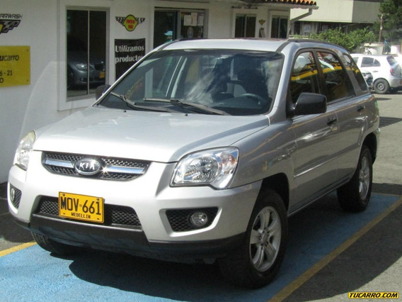 Kia Sportage Fq At 2000 4x2
