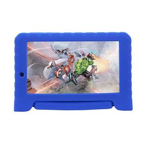Tablet Multilaser Disney Avengers Plus 7 Bluetoot 8gb Nb280