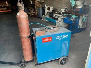 Máquina De Solda Tig Dpt 300 Ac Eutectic Castolin