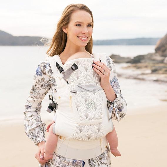 Cargador Canguro Lillebaby 360° Ergonómico Para Bebé -blanco