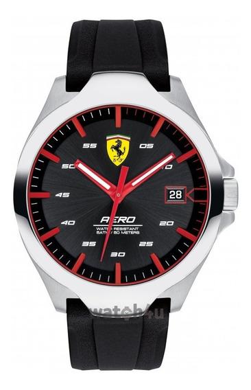 Relógio Ferrari Scuderia 0830506 Original