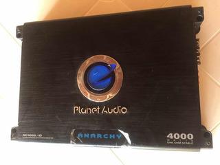 Planta Planet Audio 4000.1 Monoblock