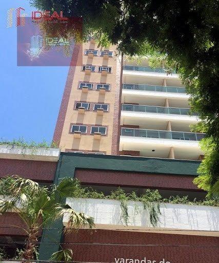 Apartamento Em Parque Tamandaré - Campos Dos Goytacazes - 9116