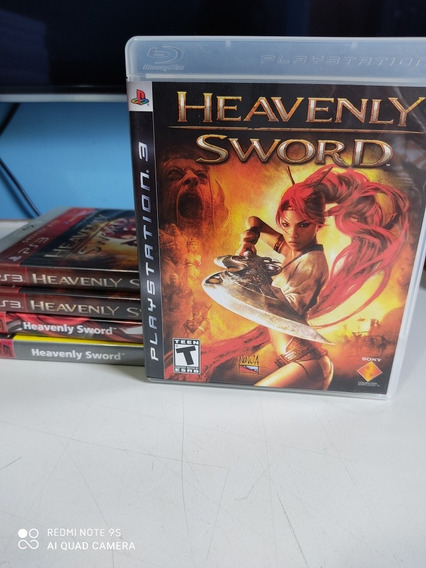Jogo Heavenly Sword Para Ps3