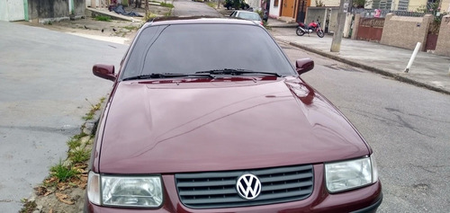 Volkswagen Santana 2000 2.0 4p