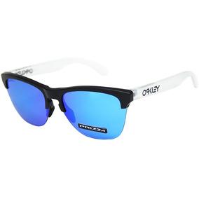 4ed1418da Óculos Sol Oakley Frogskins Acid Original Azul Rosa Amarelo - Óculos ...