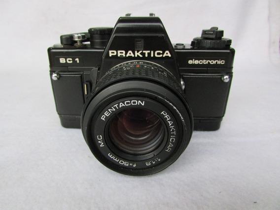 Maquina Fotografica Analogica Praktica Bc1 Made In German