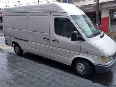 Van Sprinter Furgao Teto Alto E Longo Porta Lateral