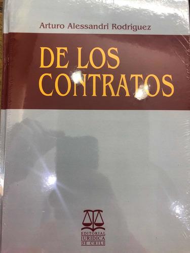 De Los Contratos. Alessandri