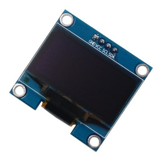 Display Lcd Oled I2c 128x64 Serial I2c Arduino Pic