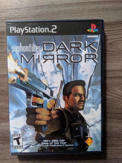 Syphon Filter Dark Mirror - Ps2 Original