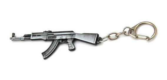 Chaveiro Ak 47 Cs:go Grande | Armas | Counter Strike Cs