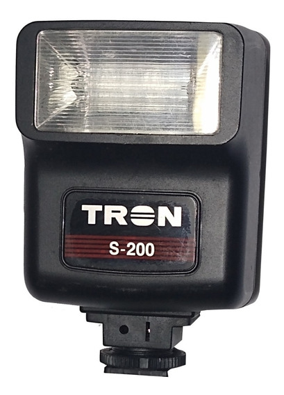 Flash Para Câmera - Tron S200