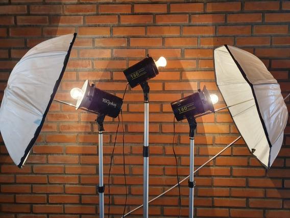 Kit Iluminação Atek 160 Plus