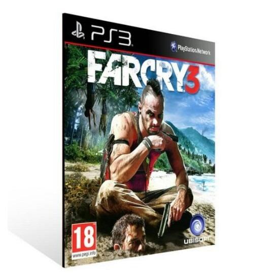 Far Cry 3 Português Ps3 Jogo Em Oferta Comprar