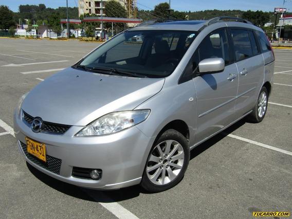 Mazda Mazda 5 Mt 2000cc Aa Ct