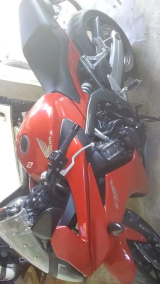 Moto Honda Cbr 650f