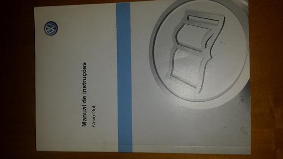 Manual De Instruçôes Gol G6 2012/2013/2014 1.6 Power