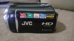 Filmadora Jvc Fullhd 120 Gb De Hd