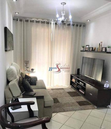 Imagem 1 de 15 de Apartamento Com 2 Dormitórios À Venda, 62 M² Por R$ 335.000,00 - Vila Matilde - São Paulo/sp - Ap2418