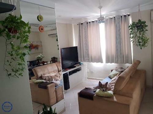 Cobertura Com 2 Dorms, Embaré, Santos - R$ 490 Mil, Cod: 18980 - V18980