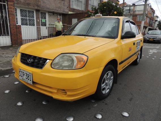 Taxis Otros Accent Gyro 1.500cc