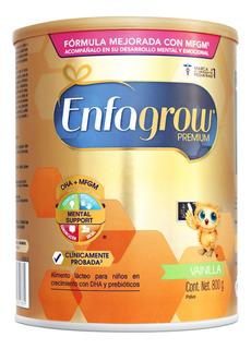 Fórmula para lactantes en polvo Mead Johnson Enfagrow Premium 3 sabor vainilla en lata de 800g