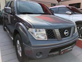 Nissan Frontier 2.5 Xe 4x4 Cd Turbo Eletronic Diesel 4p