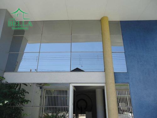 Prédio Comercial Para Locação, Vila Anastácio, São Paulo. - Pr0012