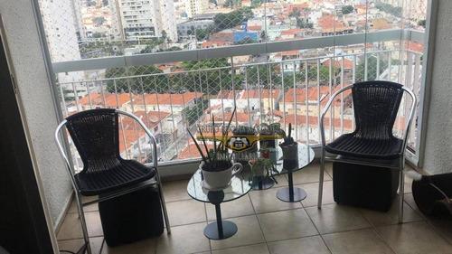 Imagem 1 de 29 de Apartamento Com 3 Dormitórios À Venda, 87 M² Por R$ 750.000,00 - Tatuapé - São Paulo/sp - Ap2792