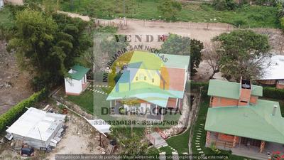 Vendo O Permuto Cabaña Para Estrenar En Chinacota