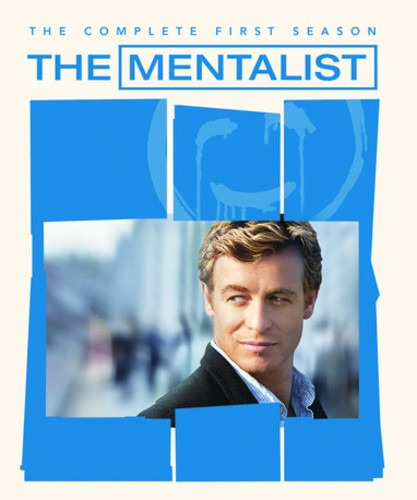 Blu-ray The Mentalist The Complete First Season