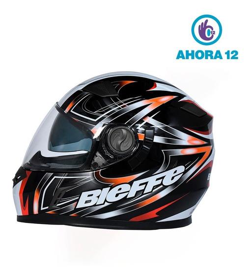 Casco Moto Integral Bieffe By Peels B52 B08 - Ahora 12