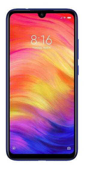 Xiaomi Redmi Note 7 Dual SIM 128 GB Neptune blue 4 GB RAM