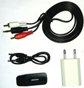 Kit Adaptador Bluetooth 4.0 Estereo +cabo+aplicativo Dj